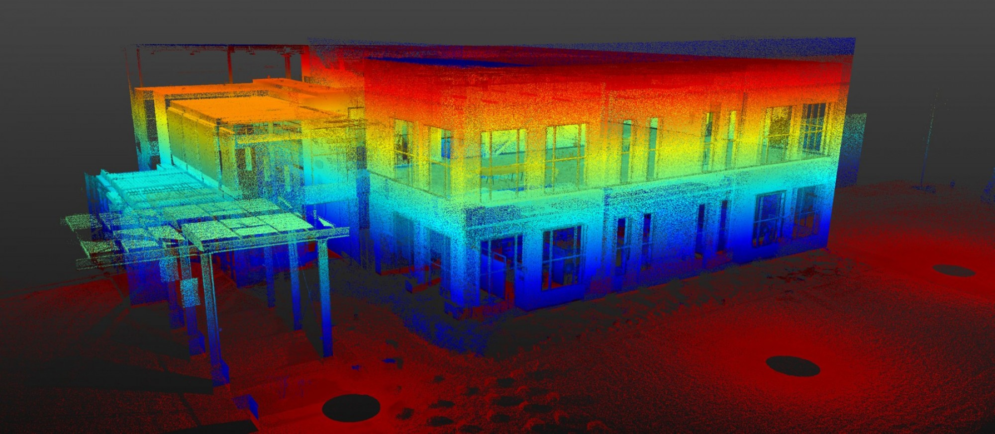 Civil engineering surveying architecture landscape for Architecture 3d laser scanner